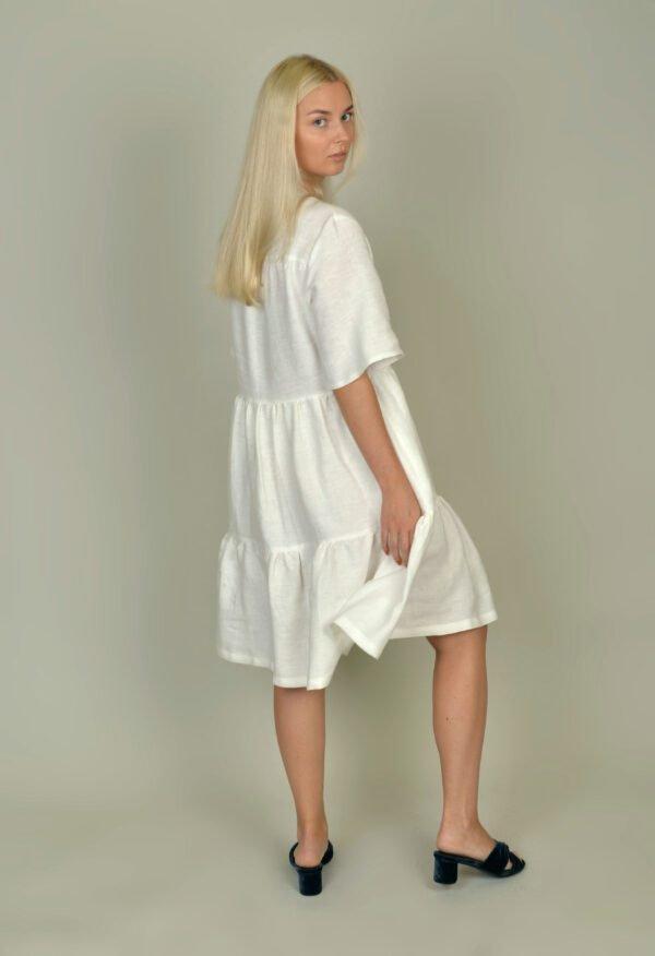 lininė suknelė klivija